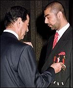 Saddam and Uday